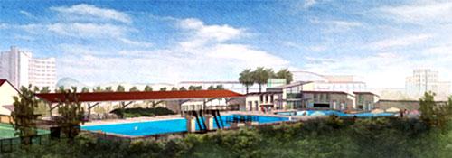 Aztec Aquaplex Sketch