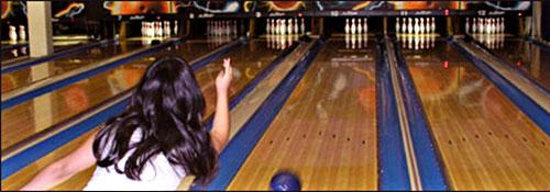 Aztec Center Bowling