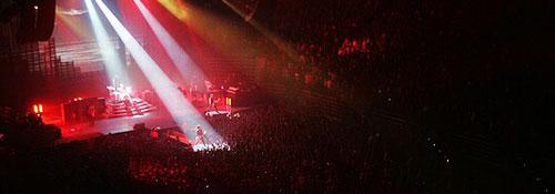 Cox Arena Concert