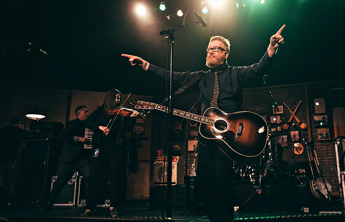 Flogging Molly Photo