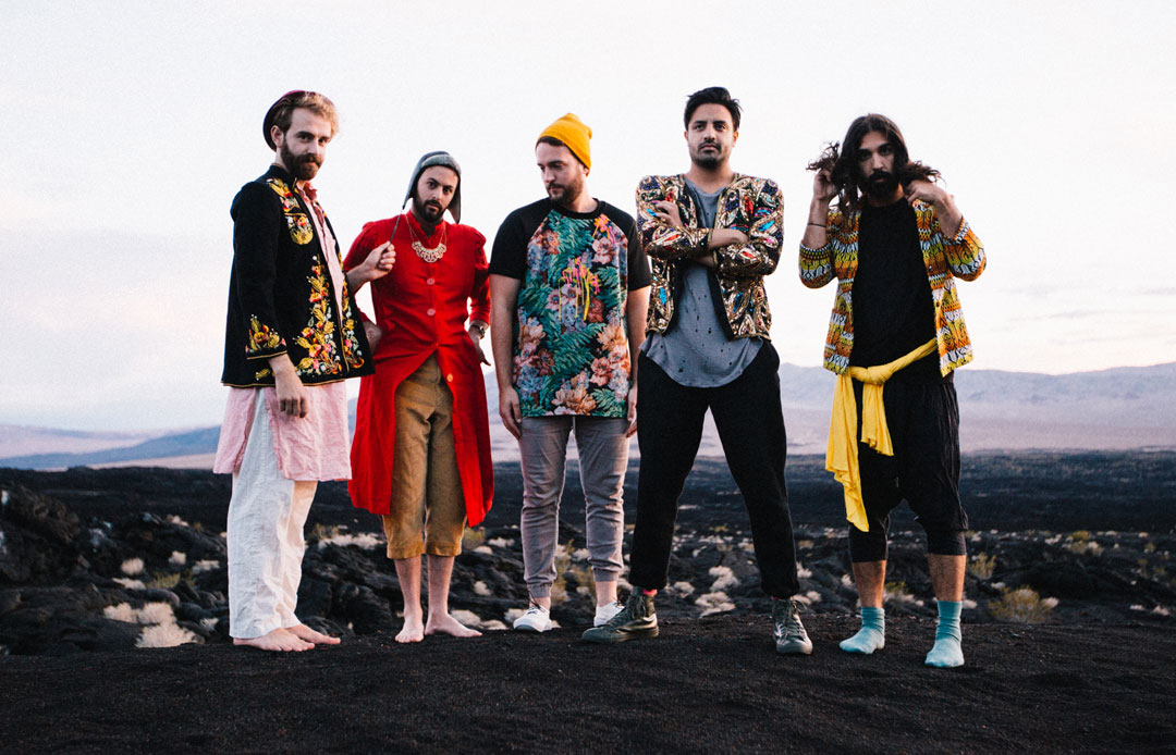 Young the Giant Photo
