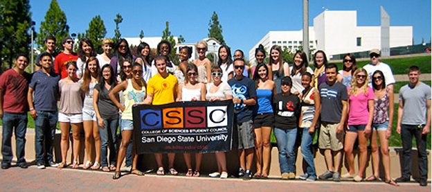 CSSC group photo