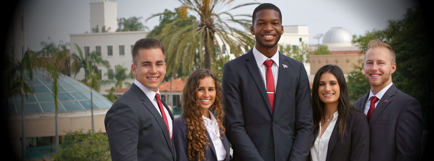 A.S. Student Government - Board of Directors 2017-18