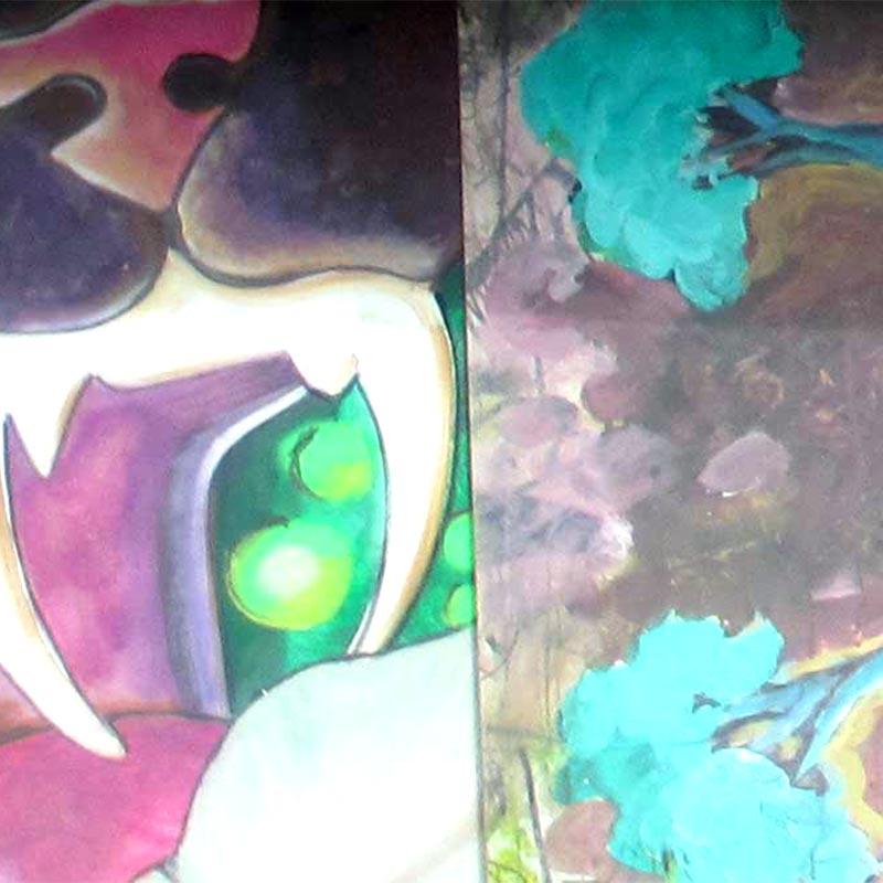 Compost art show