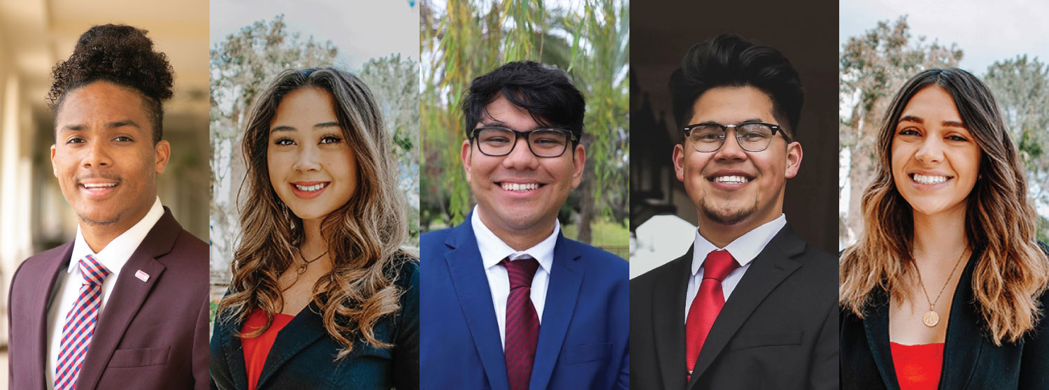A.S. Student Government - Board of Directors 2020-21