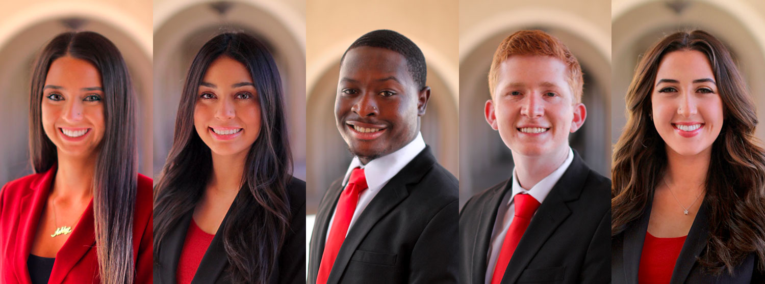 A.S. Student Government - Board of Directors 2021-22