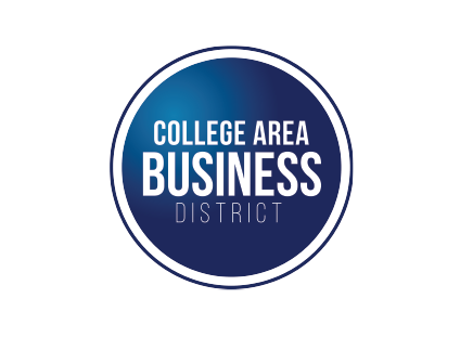 College Area Business District Logo