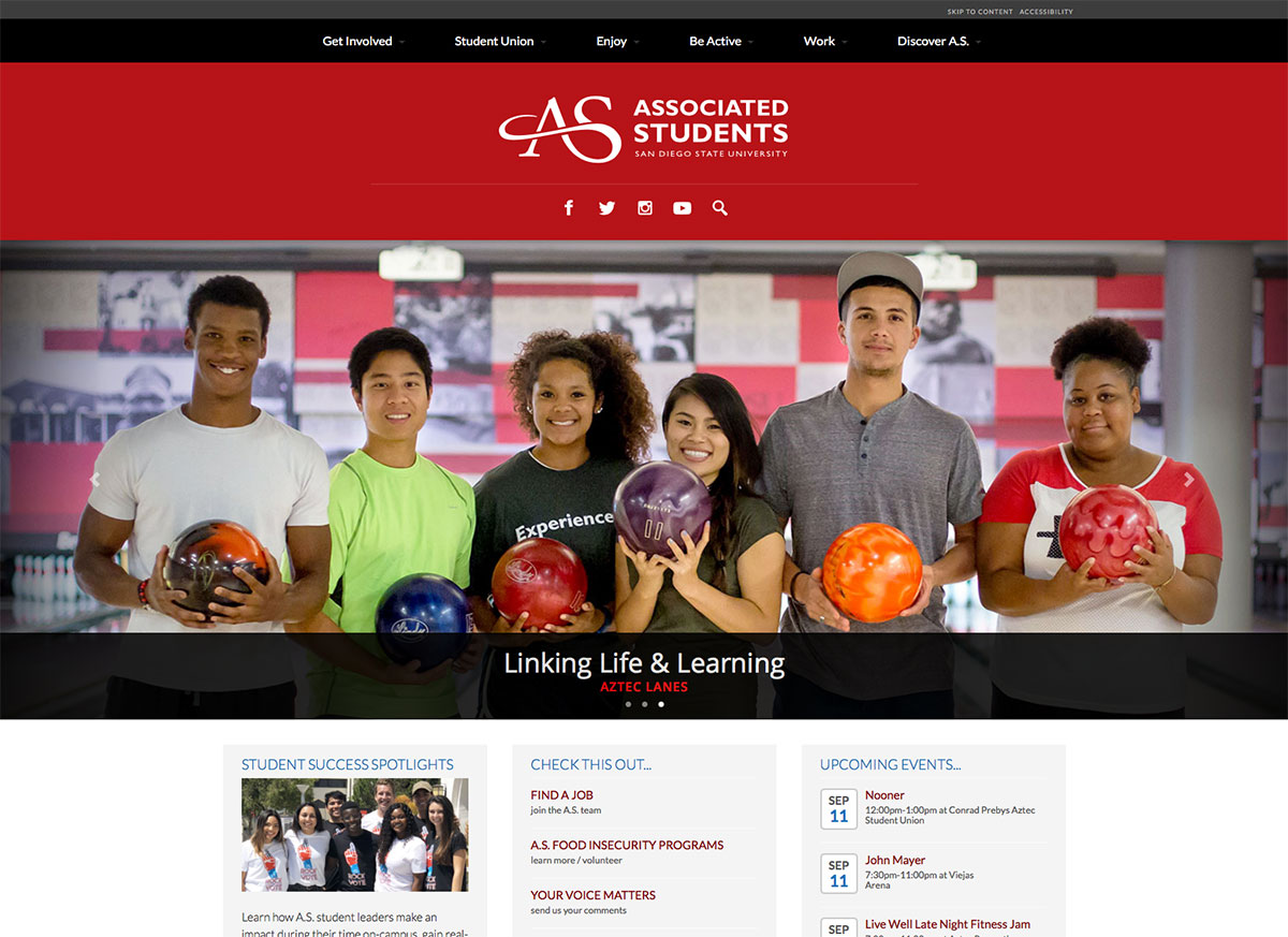 A.S. Website Home Page?2020-09-29
