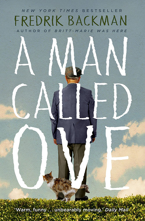 Book cover - A Man Called Ove