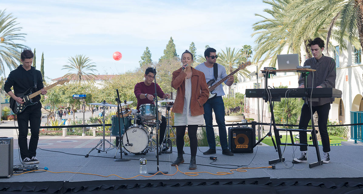 Group performing at last year's GreenFest?2020-10-22