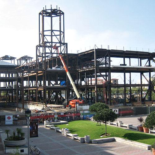 Union Under Construction