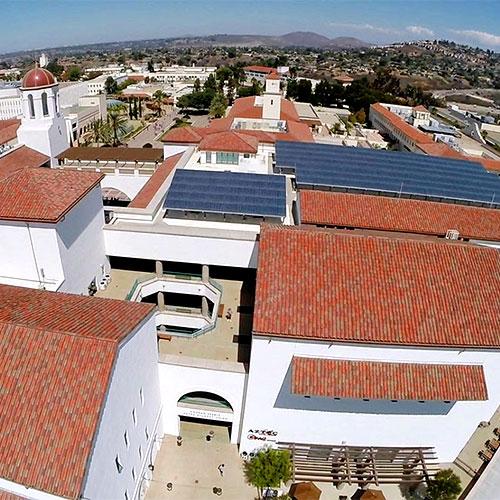 Union Roof Solar Pannels