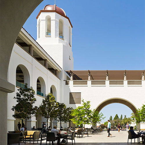 Union Courtyard