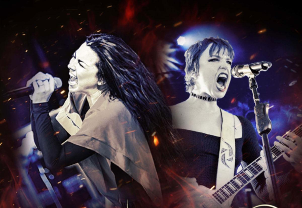 Evanescence + Halestorm Photo