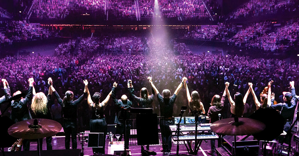 Concert at Viejas Arena